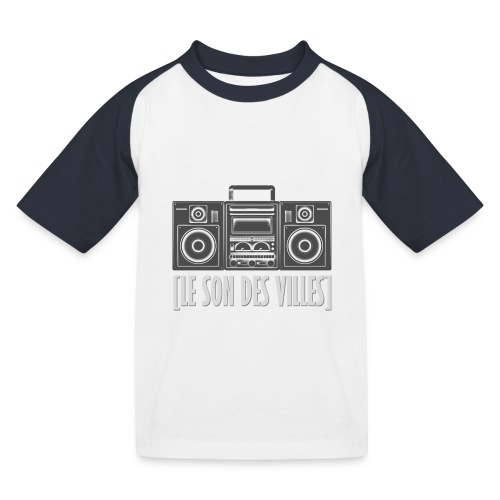 Ghetto blaster by LSDV - T-shirt baseball Enfant