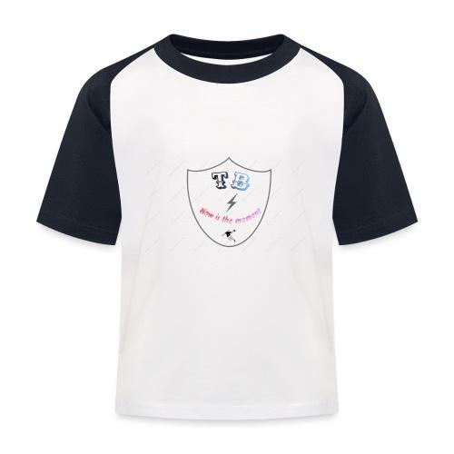 Logo Officiel TB - T-shirt baseball Enfant