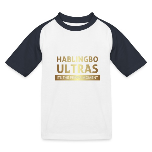 habling - Baseboll-T-shirt barn