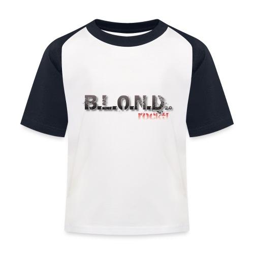Logo 7000px png - Kinder Baseball T-Shirt