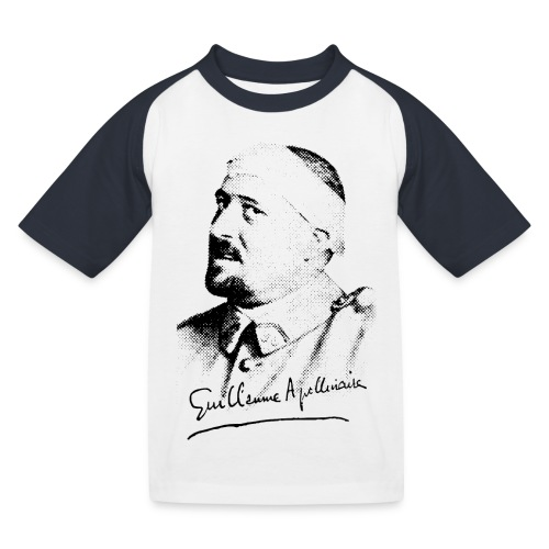 Débardeur Femme - Guillaume Apollinaire - T-shirt baseball Enfant