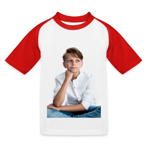 Sjonny - Kinderen baseball T-shirt