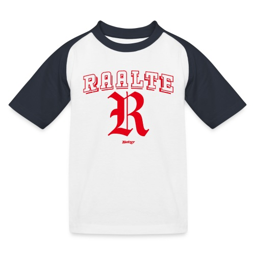 Batzer Salland Series Raalte - Kinderen baseball T-shirt