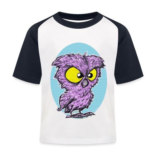 kautz druck2 - Kinder Baseball T-Shirt