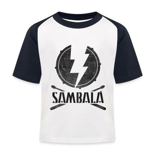 Batucada Sambala - Camiseta béisbol niño