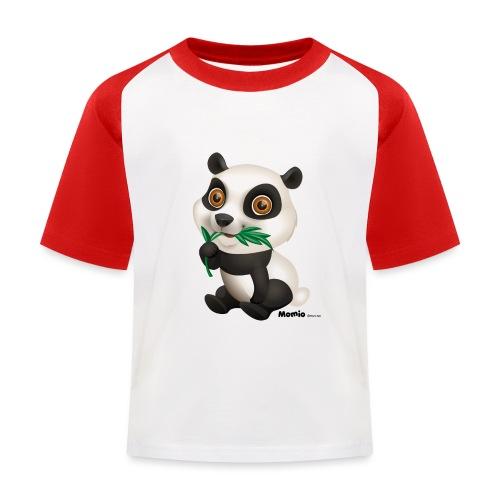 Panda - Kinderen baseball T-shirt