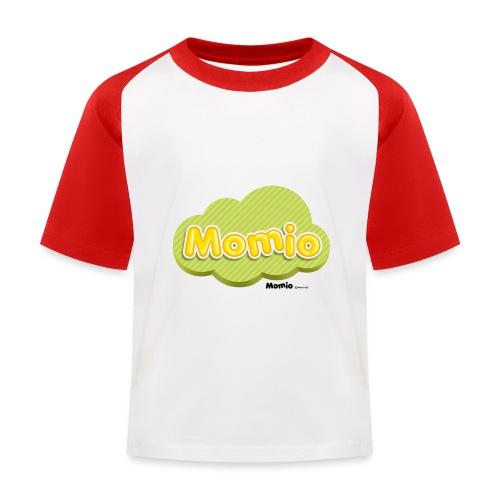 Logo van Momio - Kinderen baseball T-shirt