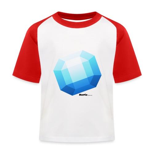 Saffier - Kinderen baseball T-shirt
