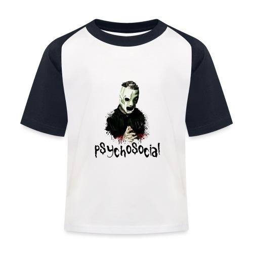 T-shirt - Corey taylor - Maglietta da baseball per bambini