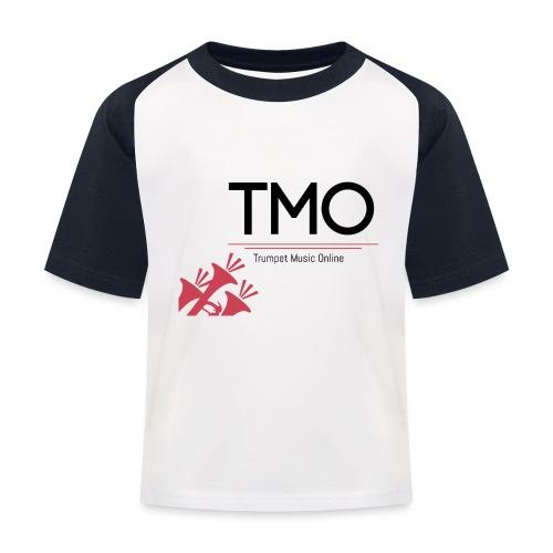 TMO Logo - Kids' Baseball T-Shirt