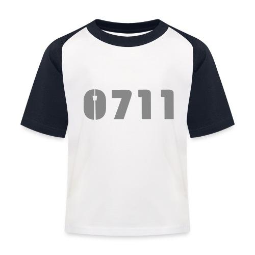 Baby-Mütze Stuttgart-0711 - Kinder Baseball T-Shirt