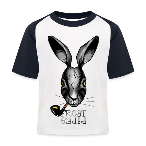 Witch Hare - Kids' Baseball T-Shirt