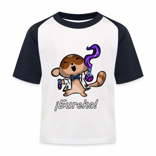 tanuki eureka - Camiseta béisbol niño