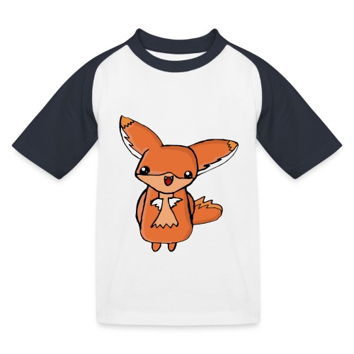 Ximo la bête - T-shirt baseball Enfant