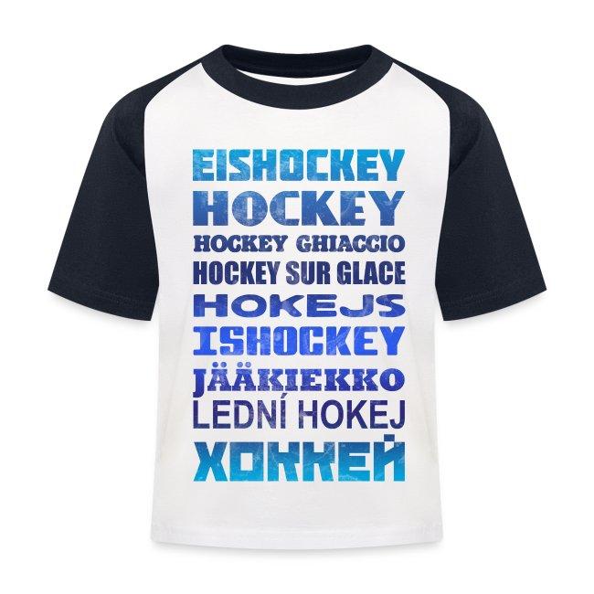 Ice Hockey Languages