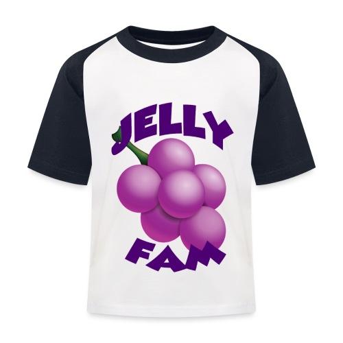 JellySquad - Baseball T-shirt til børn