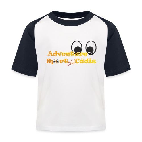 ADVENTURE SPORT CLUB CÁDIZ - Camiseta béisbol niño
