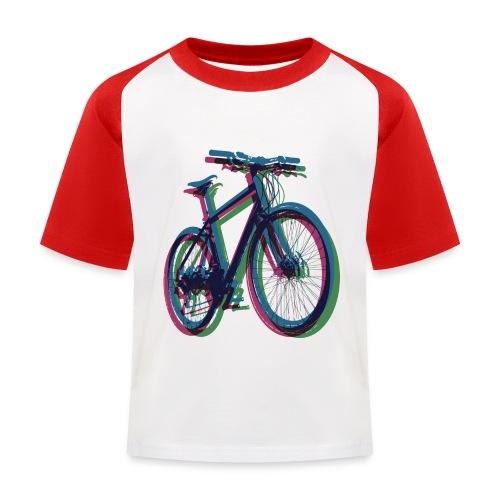 Bike Fahrrad bicycle Outdoor Fun Mountainbike - Kids' Baseball T-Shirt