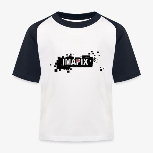 IMAPIX ANIMATION Rectro02 - T-shirt baseball Enfant