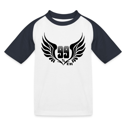 99% - Camiseta béisbol niño