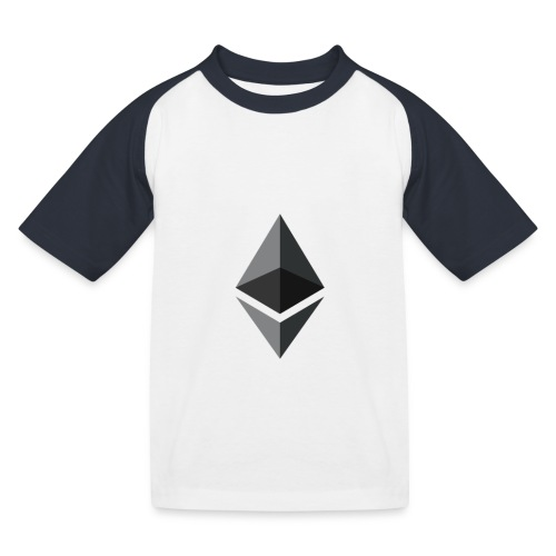 MY DAD HODL'D ETH - Kinderen baseball T-shirt