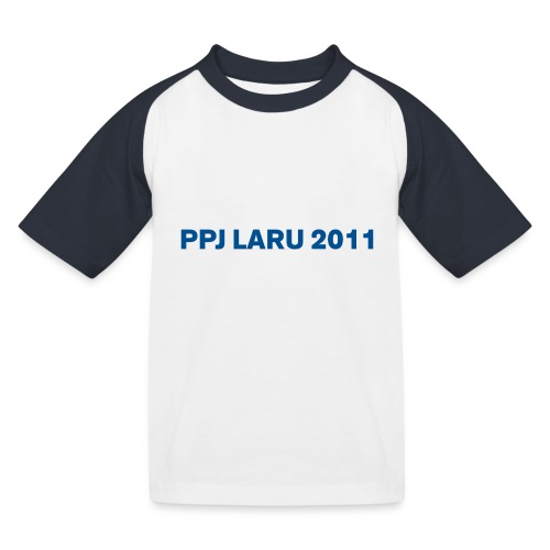 Teksti ilman seuran logoa - Lasten pesäpallo  -t-paita