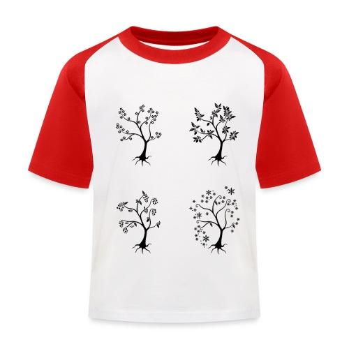 Vuodenajat - Lasten pesäpallo  -t-paita