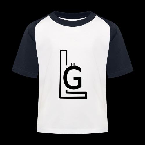 LegendgamingNL - Kinderen baseball T-shirt