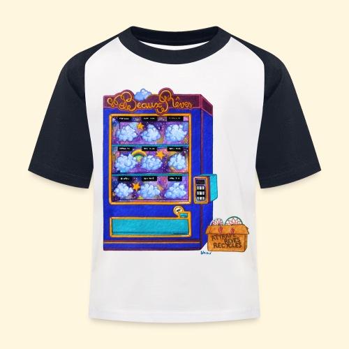 Distributeur de Beaux Rêves - T-shirt baseball Enfant
