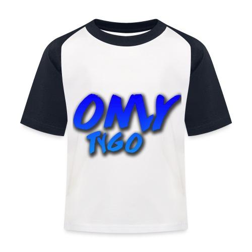 OnlyTygo - Kinderen baseball T-shirt