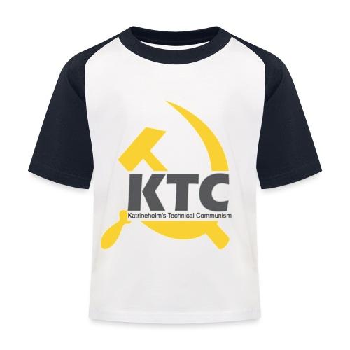 kto communism shirt - Baseboll-T-shirt barn