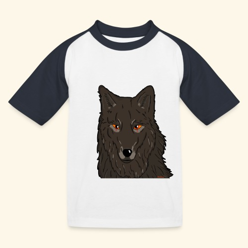 HikingMantis - Baseball T-shirt til børn