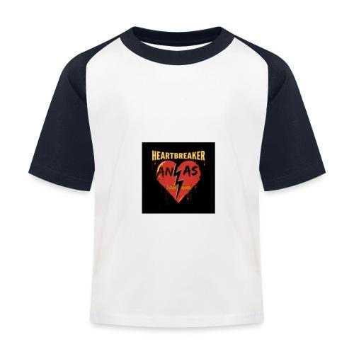 HEATRT BREAKER - Kids' Baseball T-Shirt