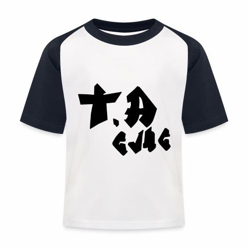 T.A GVNG - T-shirt baseball Enfant