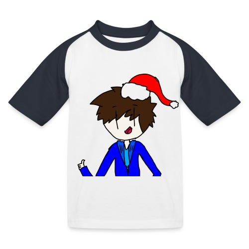 george west - Kids' Baseball T-Shirt