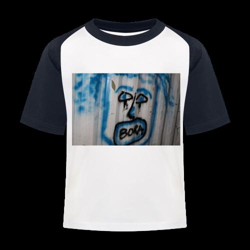 fox 2 - T-shirt baseball Enfant