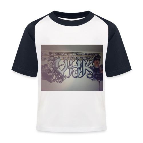 Værebro - Baseball T-shirt til børn