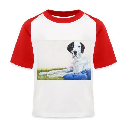 Grand danios harlequin - Baseball T-shirt til børn