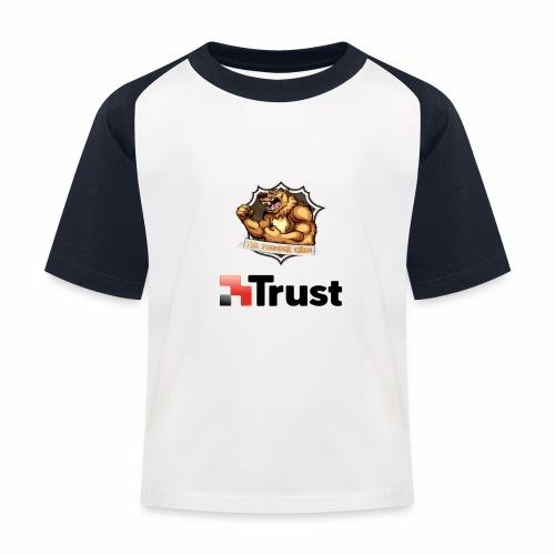 Prodotti Ufficiali con Sponsor della Crew! - Maglietta da baseball per bambini