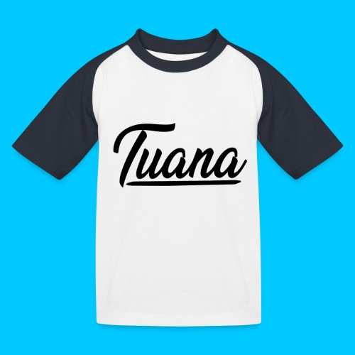 Tuana - Kinderen baseball T-shirt