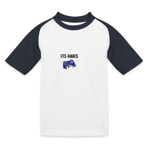 Its Haris limted edition - Kids' Baseball T-Shirt