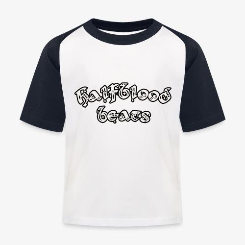 WITTE BRIEVEN - Kinderen baseball T-shirt