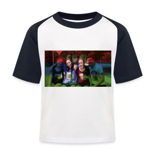 PV-Bike Trip Propaganda - Kinder Baseball T-Shirt