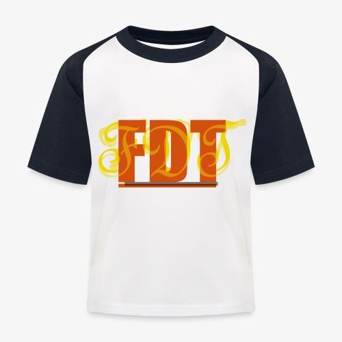 FDT - Kids' Baseball T-Shirt
