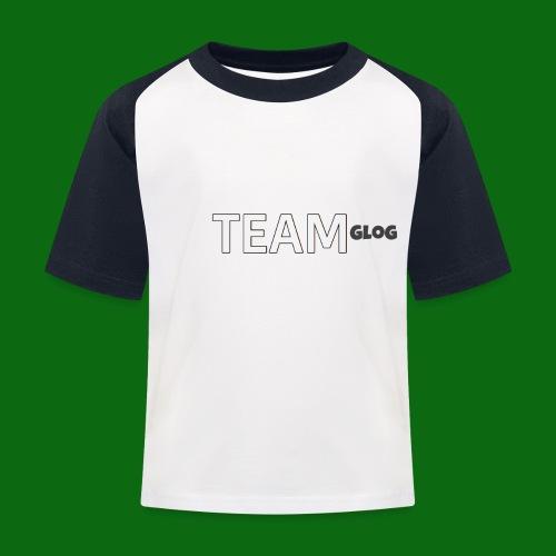 Team Glog - Kids' Baseball T-Shirt