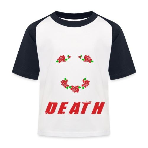 Master of death - white - Koszulka bejsbolowa dziecięca