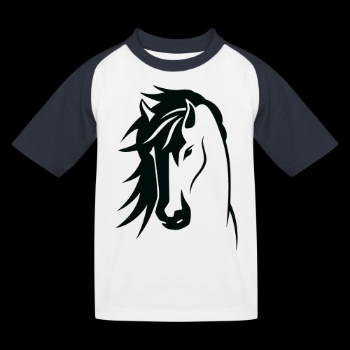 Stallion - Kids' Baseball T-Shirt