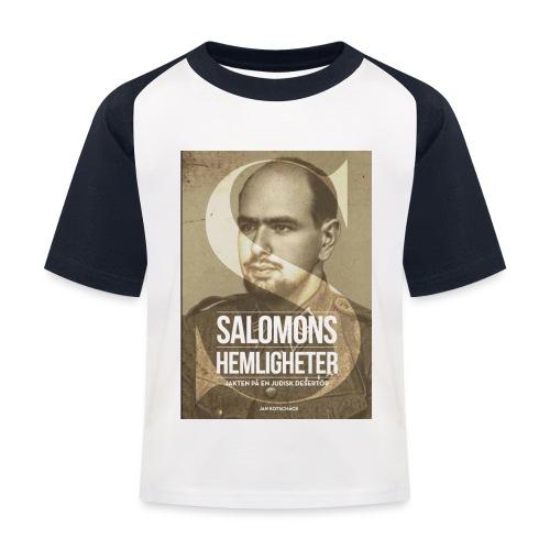 Salomons hemligheter - Baseboll-T-shirt barn