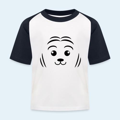 Cachorro de tigre (Cachorros) - Camiseta béisbol niño