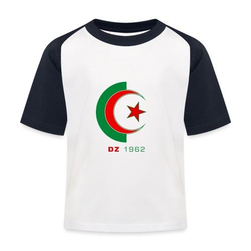 logo 3 sans fond dz1962 - T-shirt baseball Enfant